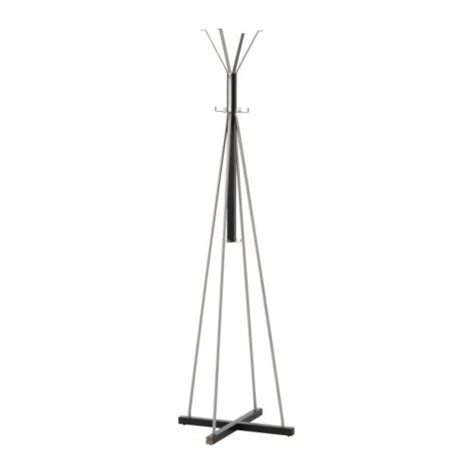ikea coat rack tjusig hat and coat stand black ikea