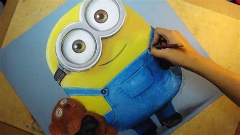 Bob Minion Drawing