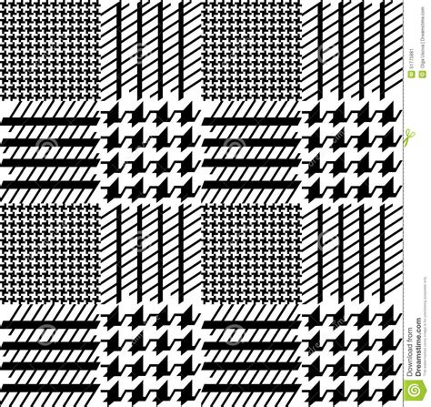 upholstery pattern vector vector stock illustration of fabric stock vector image
