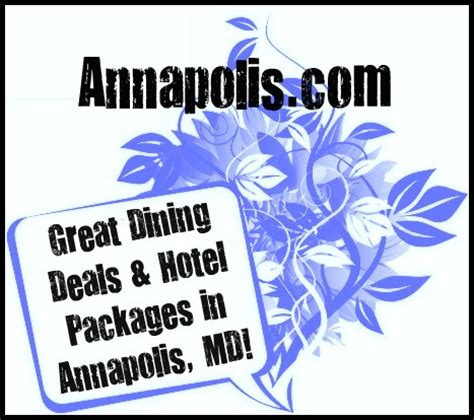 fantastic dining & hotel specials in annapolis annapolis.com