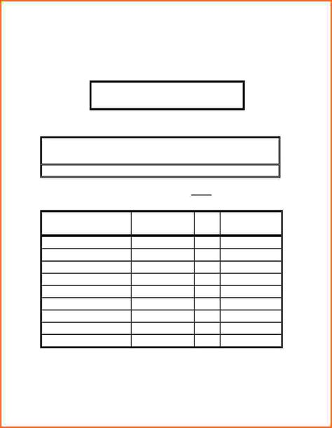 sign off sheets templates virtren com