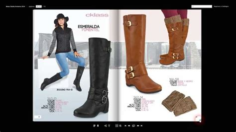 coppel zapatos catalogo otono invierno catalogo cklass oto 241 o invierno 2014 botas de mujer doovi