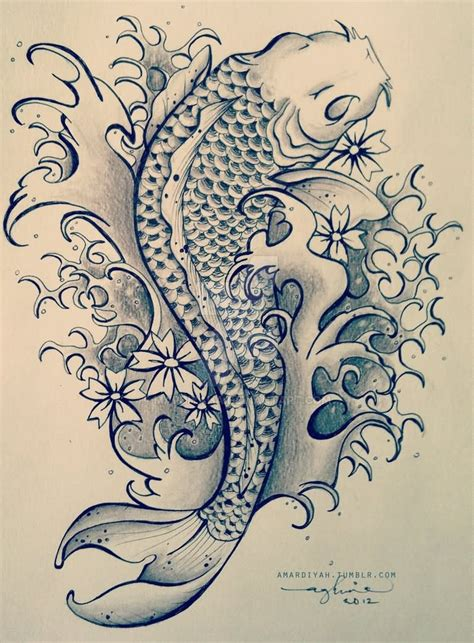 tattoo koi sketch 30 koi fish tattoo designs with meanings