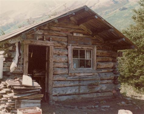 Cabin In by File Miner S Cabin Near Alaska Jpg Wikimedia Commons