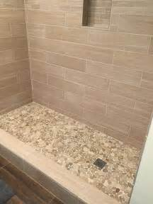 bathroom floor and wall tile ideas sliced java pebble tile pebble tile shop