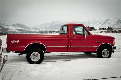 how petrol cars work 1993 ford f series electronic throttle control 1993 ford f 150 xlt 4wd work truck 302 v8 shop truck clean carfax runs strong for sale in