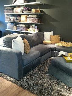lovesac living room i my lovesac sactional herringbone gray home