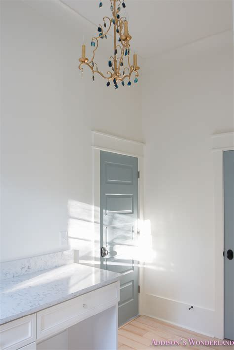 Dressing Room Chandeliers Our Chic Black Master Bedroom Suite S