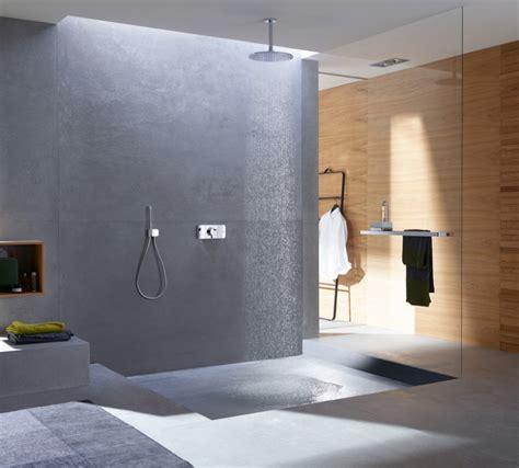 axor  minimalist shower control american luxury