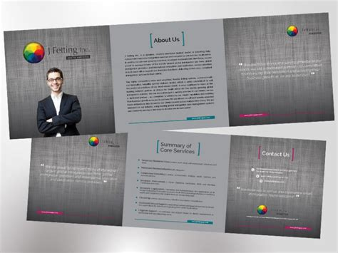 company profile design cape town brochure design cape town graphic designer