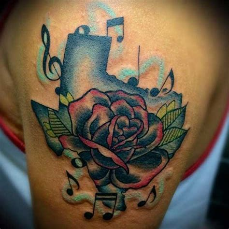 texas rose tattoo 70 sensational state of tattoos tattooblend
