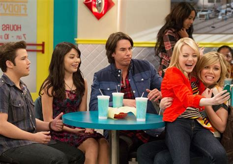 emma stone on icarly watch emma stone s guest appearance on icarly indiewire