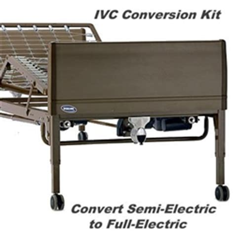 Invacare Hospital Bed Parts by Convert Invacare Semi Electric To Electric Hospital Bed