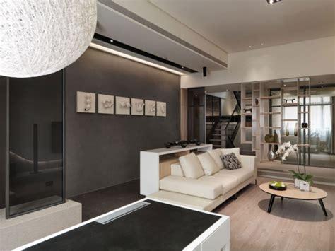 wohnung farben kombinieren wohnzimmer einrichten ideen in wei 223 schwarz und grau