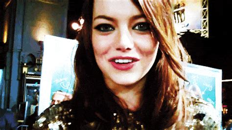 emma stone funny face tumblr at your service