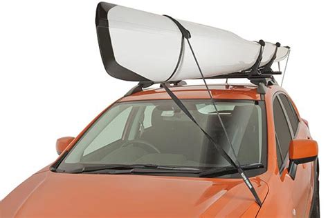 How To Attach Kayak To Roof Rack by Rhino Rack Anchor Straps Free Shipping From Autoanything