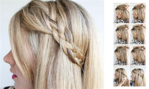 Braided Hairstyles Easy Steps by Hairstyles Braids Step By Hairstyles