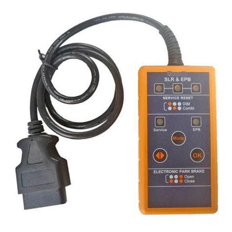 airbag reset tool volvo volvo slr epb tool volvo service light reset and