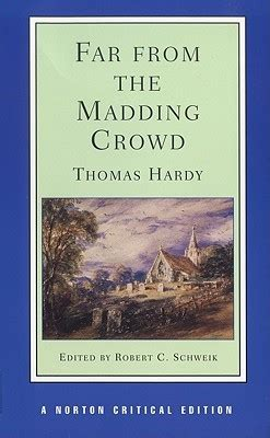 the crowd books far from the madding crowd by hardy reviews