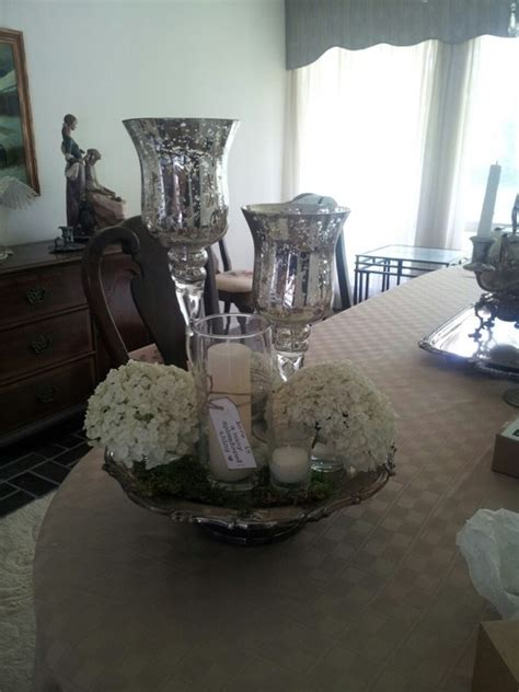my diy shabby chic centerpieces weddingbee