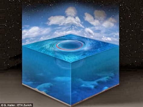 Lubang Hitam lagi ilmuwan temukan lubang hitam di laut juragan cipir