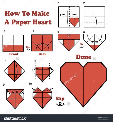 Easy Way To Make Paper Look - origami origami fold easy way how to make a