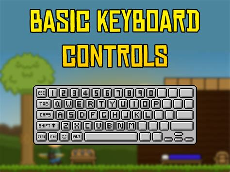 keyboard tutorial basic shi controls tutorial indie db