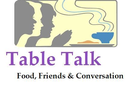 table talk to which are added imaginary conversations of pope and classic reprint books learning presbyterian church of howard county