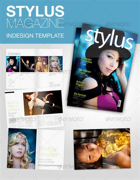indesign magazine templates 25 photoshop indesign magazine cover templates psd
