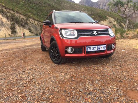 south african spec suzuki ignis