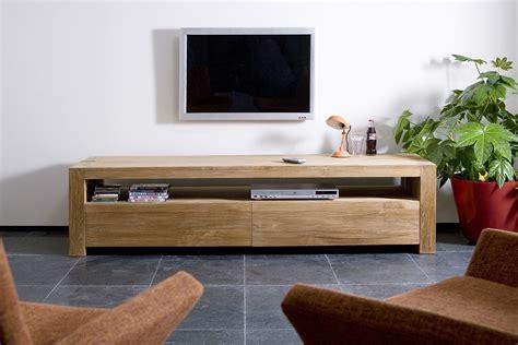 mobile tv tv mobile porta tv ethnicraft in legno con