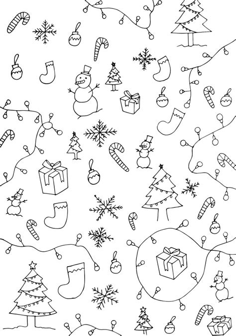 printable wrapping paper to color 187 color your own christmas wrapping paper printables