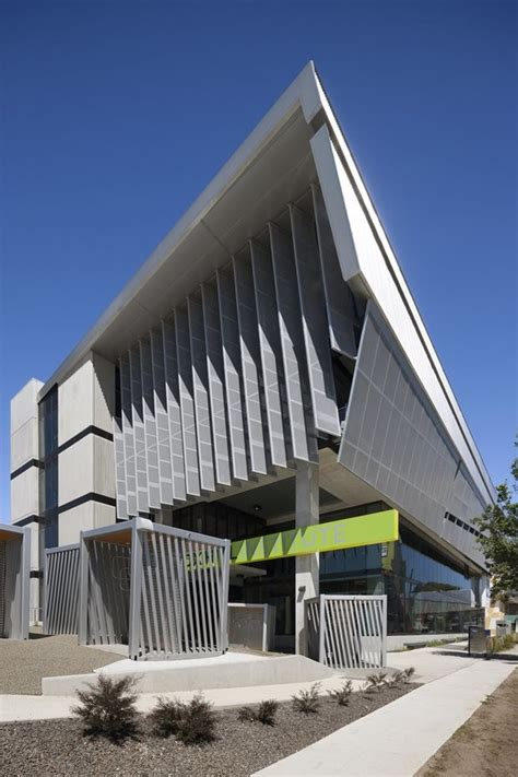 design box hill technologic box hill institute by spowers architects