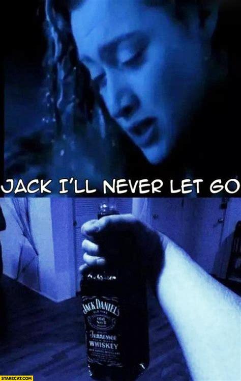jack ill     jack daniels rose titanic