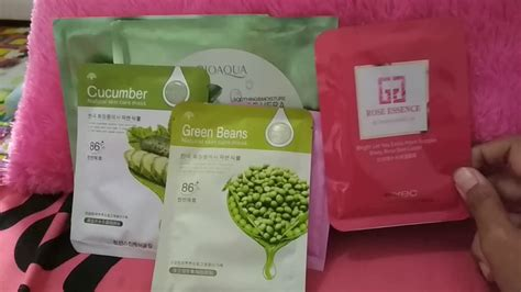 Vienna Mask Bpom Masker Muka Vienna Varian review rorec sheet mask bioaqua and vienna