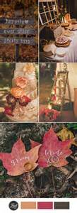 november wedding colors best 25 fall wedding ideas on