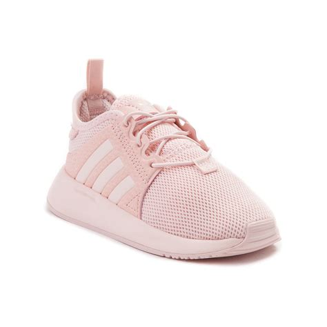 light pink adidas running shoes adidas x plr athletic shoe pink 99436324