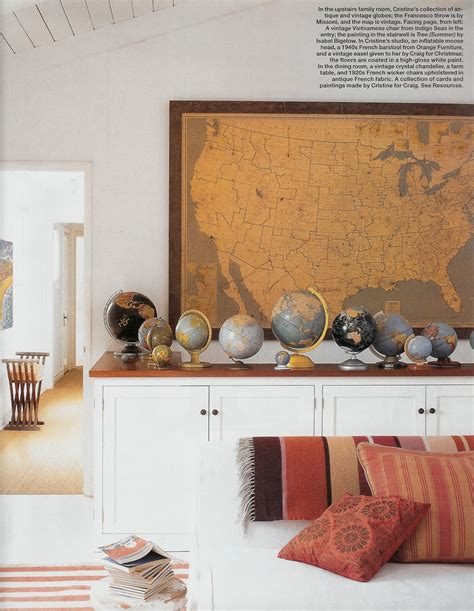 Decorating With Maps by Repurposed Maps Make For Wanderlust Decor Poetic Home
