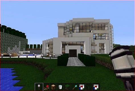 big minecraft house designs modern little mansion house minecraft house design