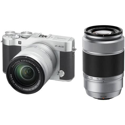 Fujifilm X A3 Kit Lens 16 50mm Kamera Mirrorless Pink fujifilm x a3 mirrorless digital with 16 50mm