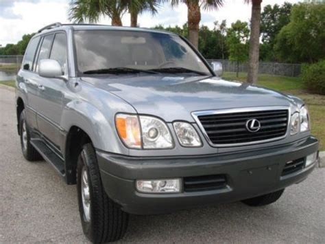 how do i learn about cars 2002 lexus is windshield wipe control sell used 2002 lexus lx470 very clean in sarasota florida united states for us 15 000 00