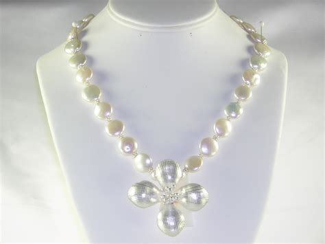 beaded necklace designs pearl necklace patterns