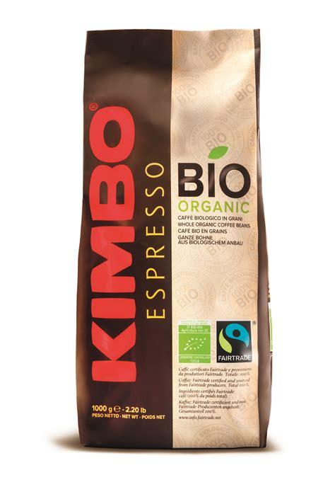 Bio Di da kimbo la linea elite per il foodservice e il caff 232 bio