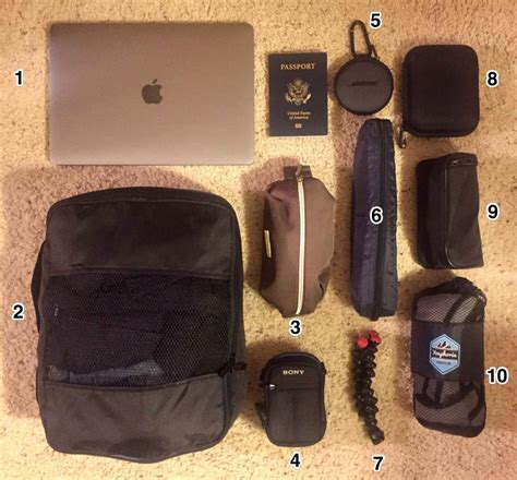 best travel accessories best travel gear 2017 ultimate packing list