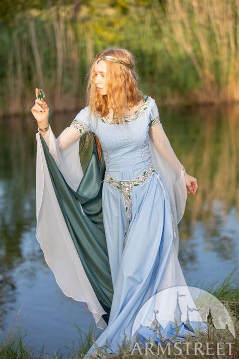 wedding dress  silk sleeves water flowers  sale
