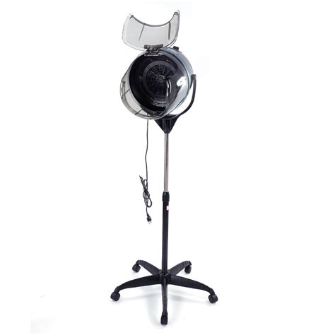 Stand Up Hair Dryer Ebay new floor bonnet stand up salon hair dryer with casters
