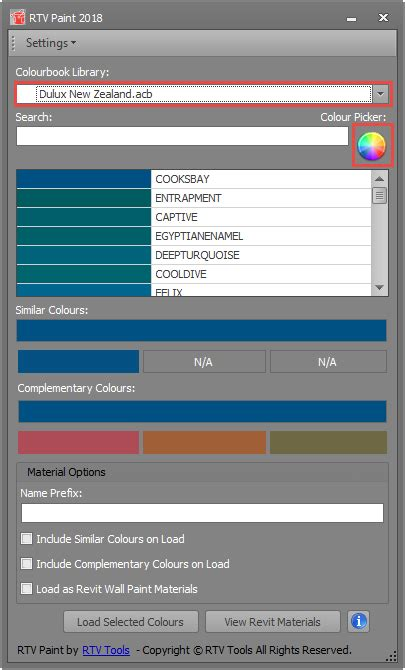 using color picker in paint net rtv paint using the colour picker rtv tools help wiki