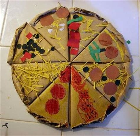 How To Make Paper Pizza - 10 idee creative per il riuso dei rifiuti take away