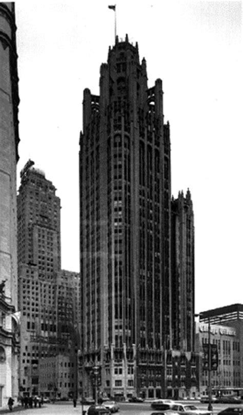World Architecture Images- Chicago Tribune Tower