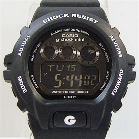 new casio g shock mini gmn 691 1ajf s s black